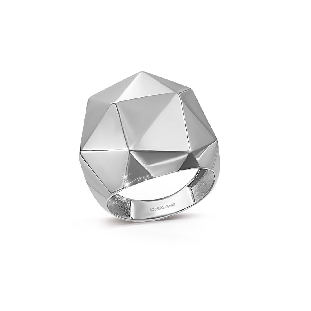 Кольцо RGXR0011W-00 из коллекции GOLDEN LINE